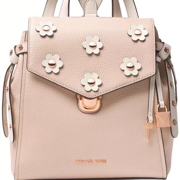 9ab0d3c0aaee04 Michael Kors Bags   Michael Bristol Small Backpack Pink   Poshmark